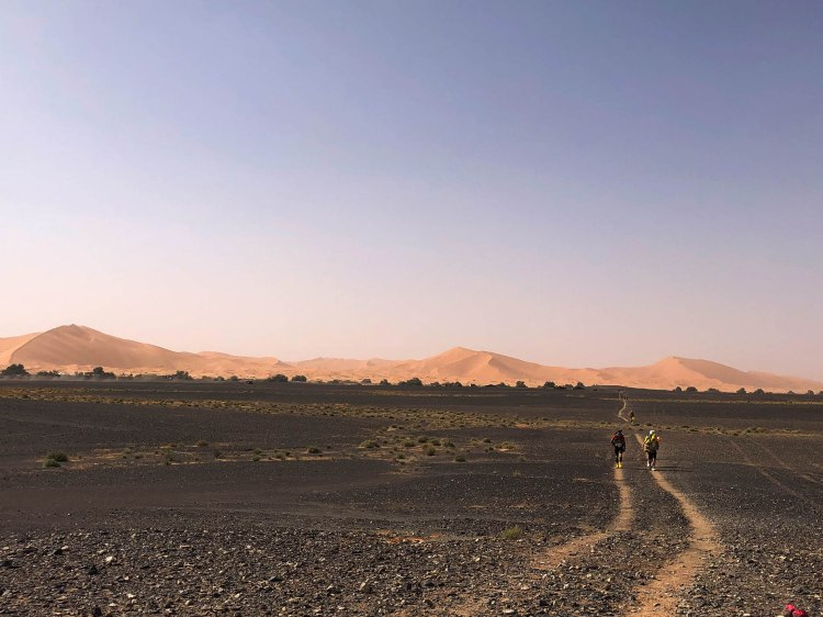 Marathon des Sables type 1 diabetes 9