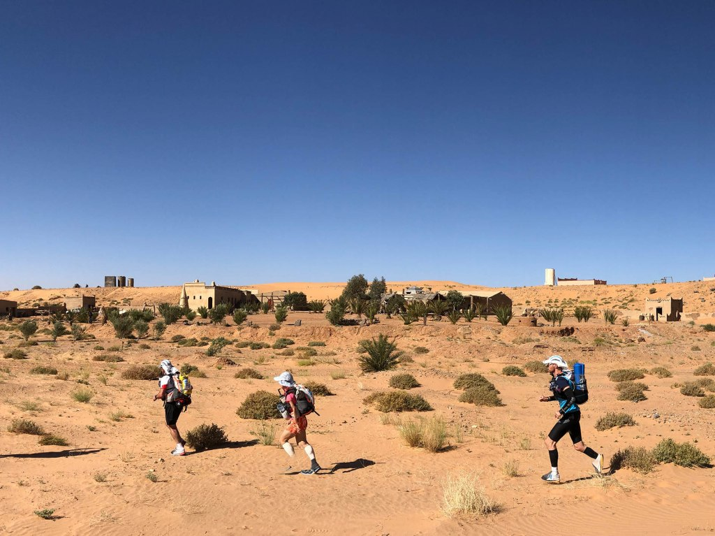 Marathon des Sables type 1 diabetes 8