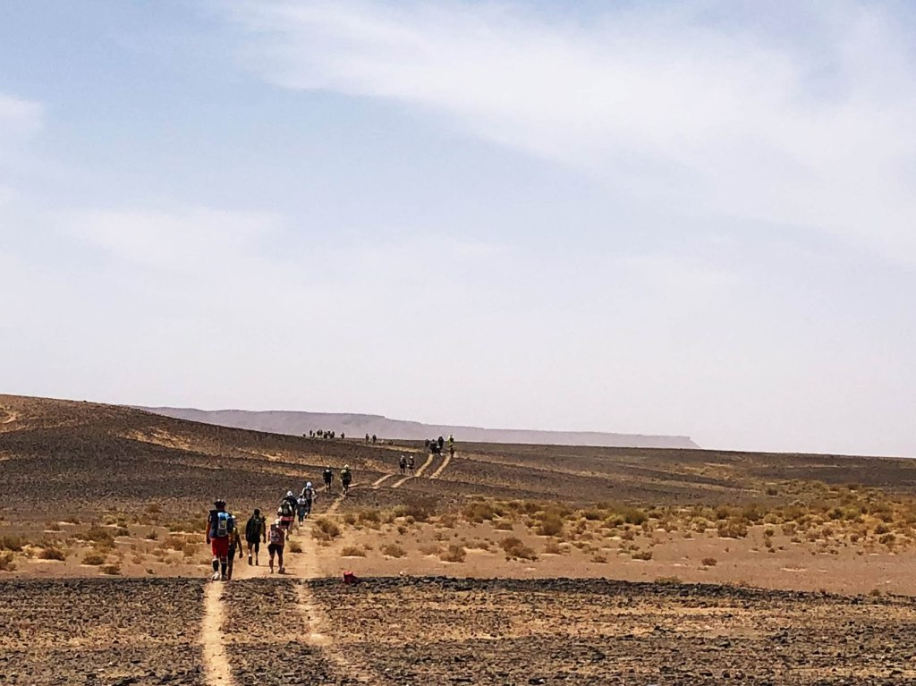Marathon des Sables type 1 diabetes 14