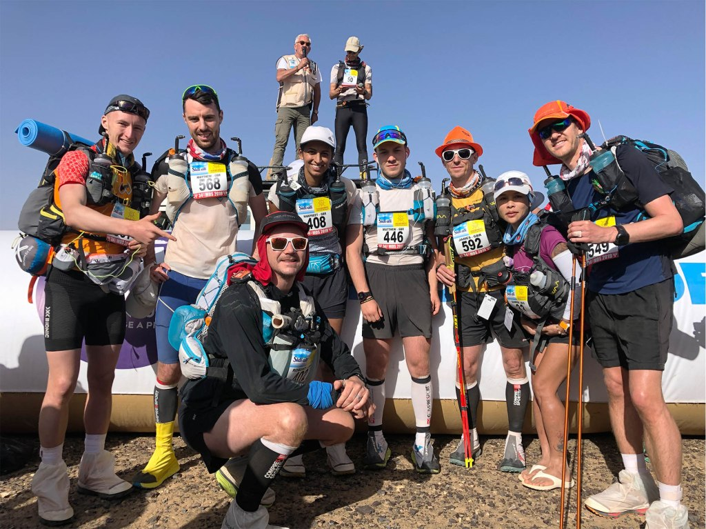 Marathon des Sables type 1 diabetes 18