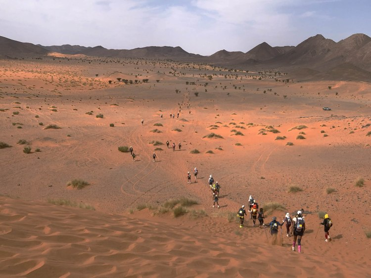 Marathon des Sables type 1 diabetes 20