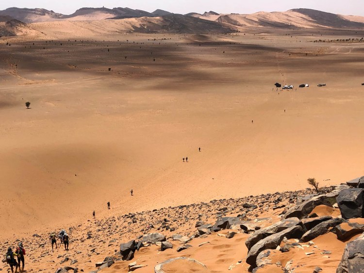 Marathon des Sables type 1 diabetes 33