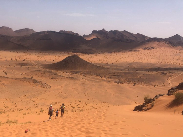 Marathon des Sables type 1 diabetes 34