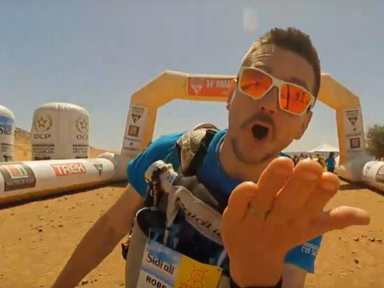 Marathon des Sables type 1 diabetes 37