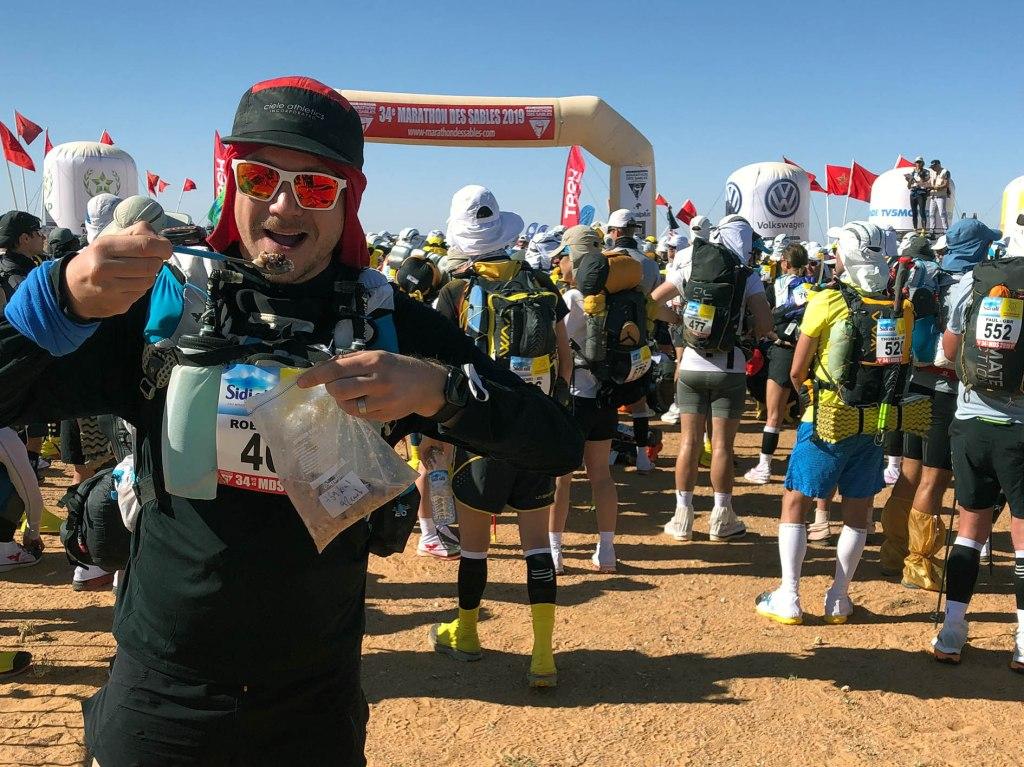 Marathon des Sables type 1 diabetes 4