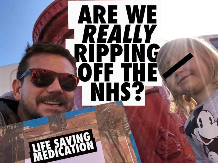 Are we really ripping off the NHS?